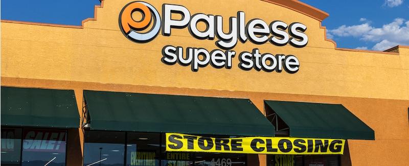închiderea magazinelor fizice, 2019 a fost un an record pentru închiderea magazinelor fizice