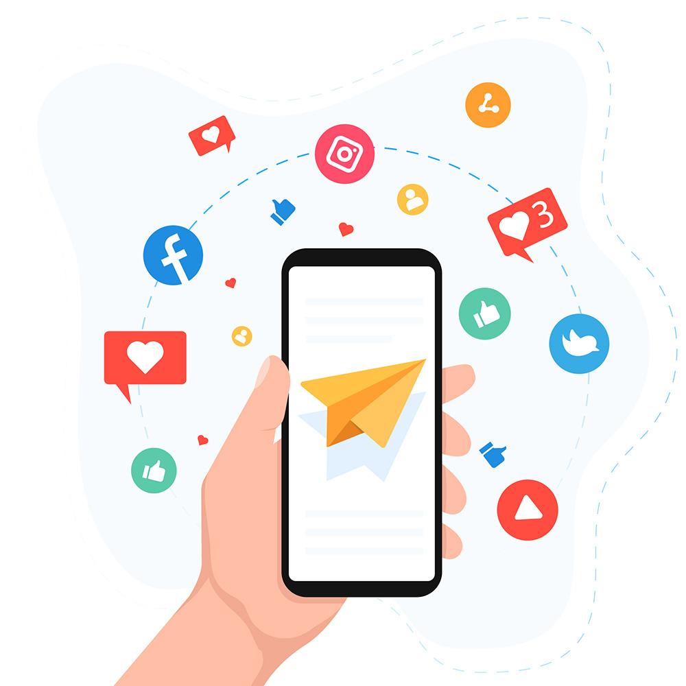 , Social Media Marketing