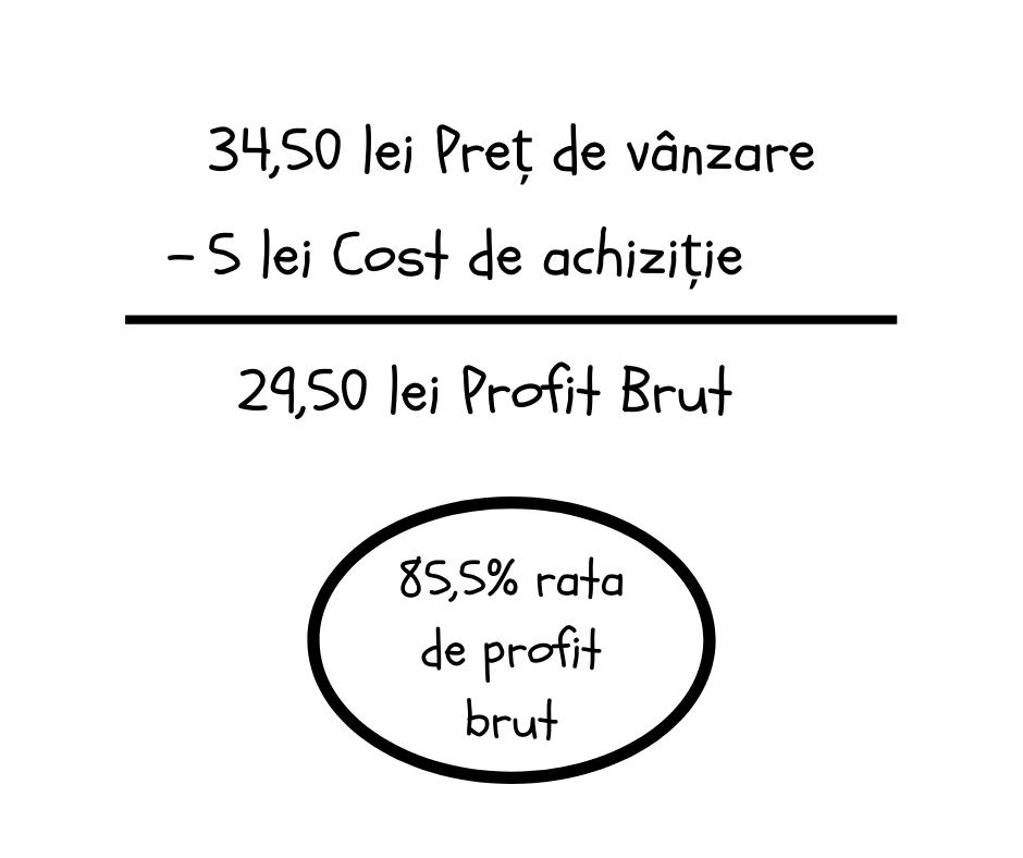 Indicatorii financiari magazin online