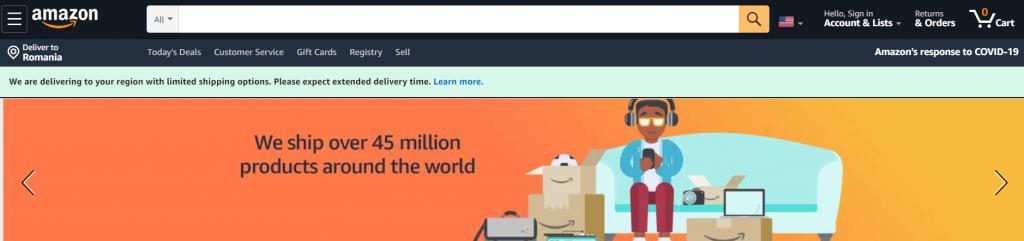 Amazon-UX