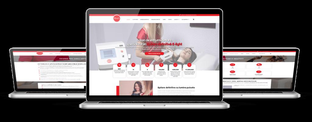 Site de prezentare exemplu