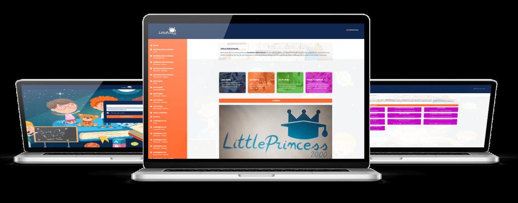 Platformă online grădinițe