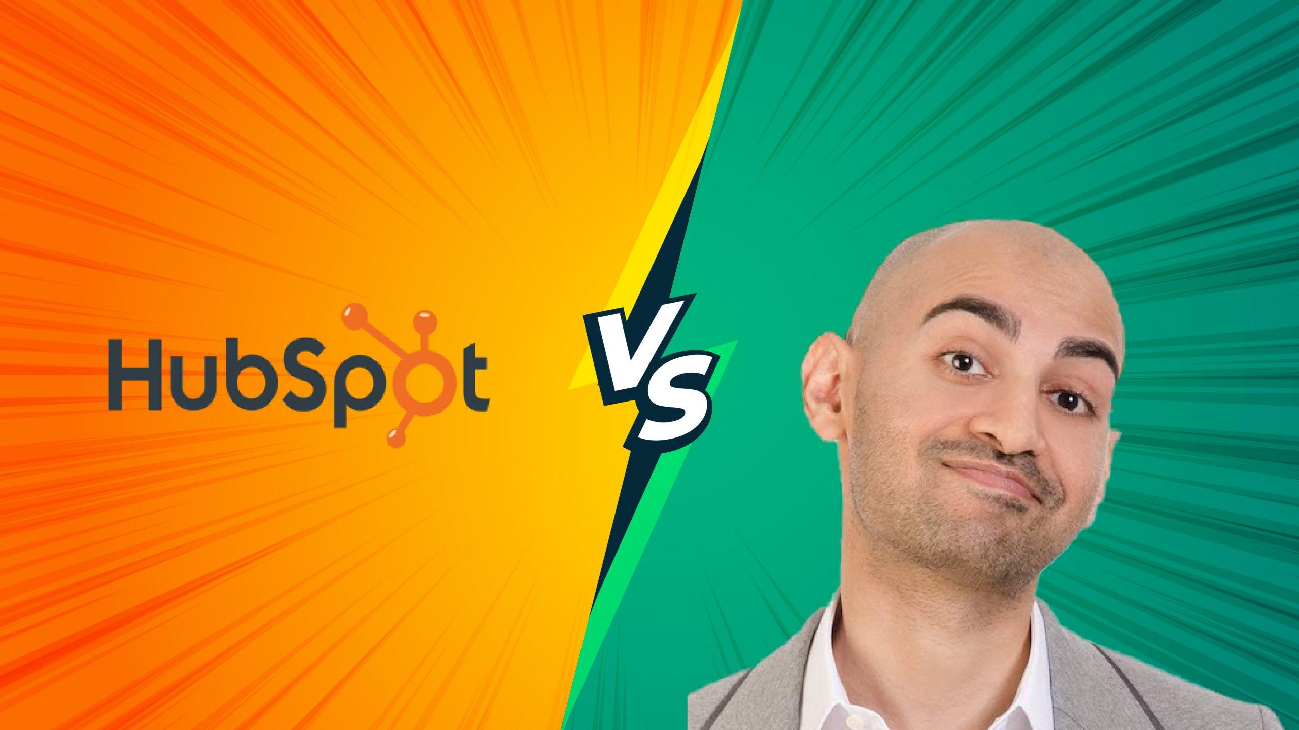 HubSpot vinde de 7 ori mai mult decât Neil Patel cu același trafic pe site