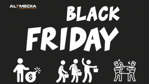 Black Friday pe datorie