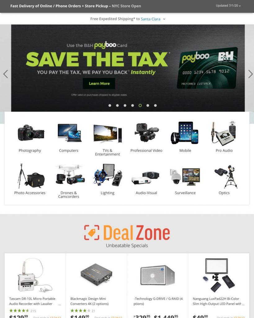 homepage, 5 Oportunități Ratate pe Homepage De Care Nu Profiți