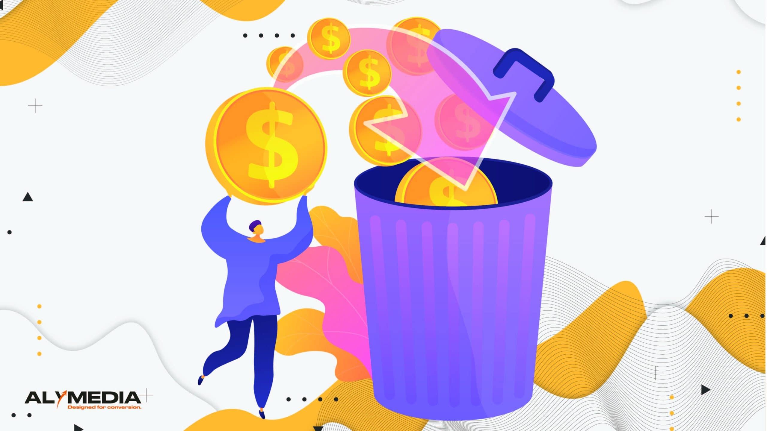 Cum îți dai seama dacă arunci bani pe fereastra online-ului: Recuperează toți banii pe care NU îi câștigi