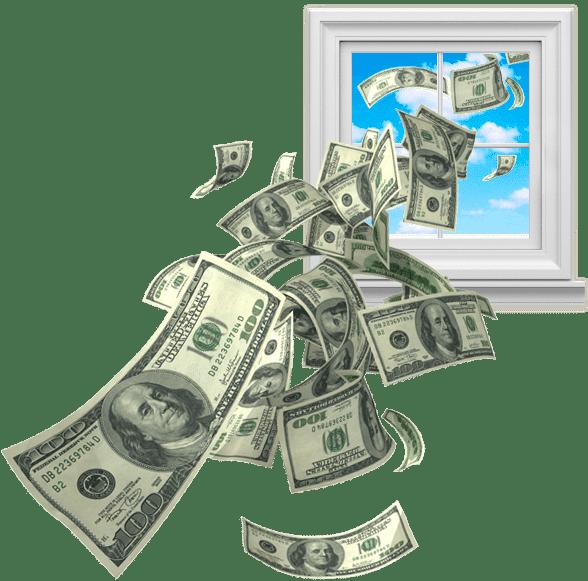 arunci bani, Cum îți dai seama dacă arunci bani pe fereastra online-ului: Recuperează toți banii pe care NU îi câștigi